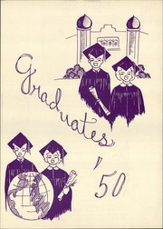 Page 15, 1950 Edition, Madison East High School - Tower Tales Yearbook (Madison, WI) online yearbook collection