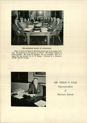 Page 8, 1950 Edition, Madison East High School - Tower Tales Yearbook (Madison, WI) online yearbook collection