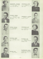 Page 17, 1952 Edition, Madison East High School - Tower Tales Yearbook (Madison, WI) online yearbook collection