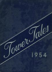 Page 1, 1954 Edition, Madison East High School - Tower Tales Yearbook (Madison, WI) online yearbook collection