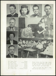 Page 10, 1954 Edition, Madison East High School - Tower Tales Yearbook (Madison, WI) online yearbook collection