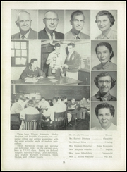 Page 12, 1954 Edition, Madison East High School - Tower Tales Yearbook (Madison, WI) online yearbook collection