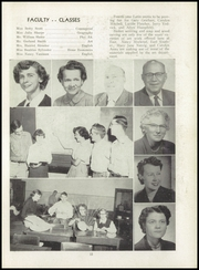 Page 13, 1954 Edition, Madison East High School - Tower Tales Yearbook (Madison, WI) online yearbook collection