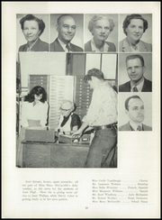 Page 14, 1954 Edition, Madison East High School - Tower Tales Yearbook (Madison, WI) online yearbook collection