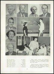 Page 8, 1954 Edition, Madison East High School - Tower Tales Yearbook (Madison, WI) online yearbook collection