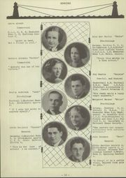 Page 14, 1937 Edition, Washington High School - Neshotah Yearbook (Two Rivers, WI) online yearbook collection