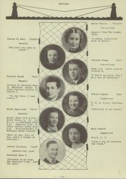 Page 17, 1937 Edition, Washington High School - Neshotah Yearbook (Two Rivers, WI) online yearbook collection