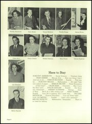Page 10, 1946 Edition, Washington High School - Neshotah Yearbook (Two Rivers, WI) online yearbook collection