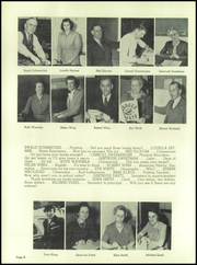 Page 12, 1946 Edition, Washington High School - Neshotah Yearbook (Two Rivers, WI) online yearbook collection