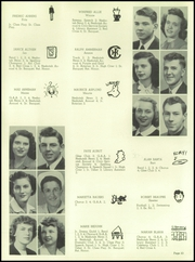 Page 14, 1946 Edition, Washington High School - Neshotah Yearbook (Two Rivers, WI) online yearbook collection