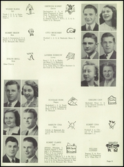 Page 15, 1946 Edition, Washington High School - Neshotah Yearbook (Two Rivers, WI) online yearbook collection