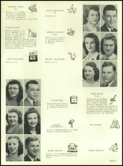 Page 16, 1946 Edition, Washington High School - Neshotah Yearbook (Two Rivers, WI) online yearbook collection