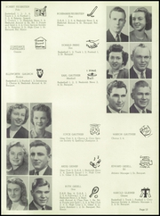 Page 17, 1946 Edition, Washington High School - Neshotah Yearbook (Two Rivers, WI) online yearbook collection