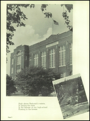 Page 6, 1946 Edition, Washington High School - Neshotah Yearbook (Two Rivers, WI) online yearbook collection
