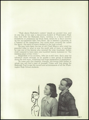 Page 7, 1946 Edition, Washington High School - Neshotah Yearbook (Two Rivers, WI) online yearbook collection