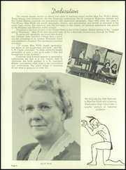 Page 8, 1946 Edition, Washington High School - Neshotah Yearbook (Two Rivers, WI) online yearbook collection