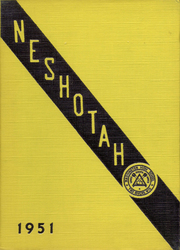 Page 1, 1951 Edition, Washington High School - Neshotah Yearbook (Two Rivers, WI) online yearbook collection