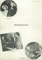 Page 10, 1951 Edition, Washington High School - Neshotah Yearbook (Two Rivers, WI) online yearbook collection