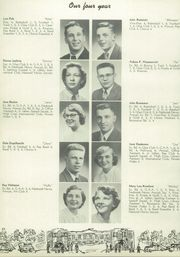 Page 12, 1951 Edition, Washington High School - Neshotah Yearbook (Two Rivers, WI) online yearbook collection