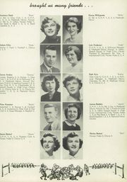 Page 13, 1951 Edition, Washington High School - Neshotah Yearbook (Two Rivers, WI) online yearbook collection
