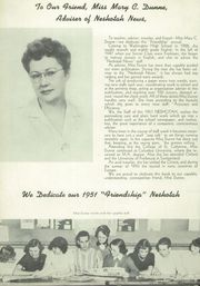 Page 8, 1951 Edition, Washington High School - Neshotah Yearbook (Two Rivers, WI) online yearbook collection