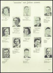 Page 11, 1953 Edition, Washington High School - Neshotah Yearbook (Two Rivers, WI) online yearbook collection
