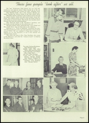 Page 13, 1953 Edition, Washington High School - Neshotah Yearbook (Two Rivers, WI) online yearbook collection
