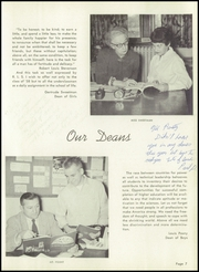 Page 11, 1958 Edition, Washington High School - Neshotah Yearbook (Two Rivers, WI) online yearbook collection