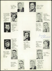Page 14, 1958 Edition, Washington High School - Neshotah Yearbook (Two Rivers, WI) online yearbook collection