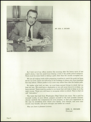 Page 14, 1959 Edition, Washington High School - Neshotah Yearbook (Two Rivers, WI) online yearbook collection