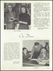 Page 15, 1959 Edition, Washington High School - Neshotah Yearbook (Two Rivers, WI) online yearbook collection