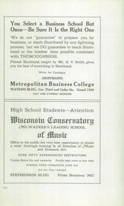 Page 12, 1918 Edition, North Division High School - Tattler Yearbook (Milwaukee, WI) online yearbook collection
