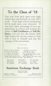 Page 8, 1918 Edition, North Division High School - Tattler Yearbook (Milwaukee, WI) online yearbook collection