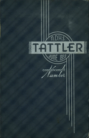 North Division High School - Tattler Yearbook (Milwaukee, WI) online yearbook collection, 1937 Edition, Page 1