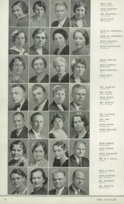 Page 16, 1937 Edition, North Division High School - Tattler Yearbook (Milwaukee, WI) online yearbook collection