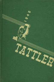 North Division High School - Tattler Yearbook (Milwaukee, WI) online yearbook collection, 1940 Edition, Page 1