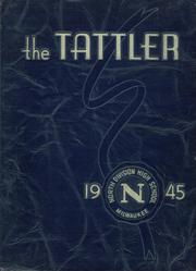 Page 1, 1945 Edition, North Division High School - Tattler Yearbook (Milwaukee, WI) online yearbook collection
