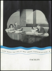 Page 14, 1945 Edition, North Division High School - Tattler Yearbook (Milwaukee, WI) online yearbook collection