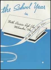 Page 7, 1945 Edition, North Division High School - Tattler Yearbook (Milwaukee, WI) online yearbook collection