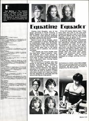 Page 218, 1981 Edition, Brookfield Central High School - Legend Yearbook (Brookfield, WI) online yearbook collection