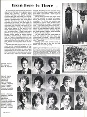 Page 219, 1981 Edition, Brookfield Central High School - Legend Yearbook (Brookfield, WI) online yearbook collection