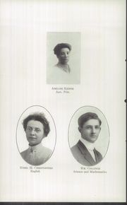 Page 12, 1915 Edition, Tomah High School - Hamot Yearbook (Tomah, WI) online yearbook collection