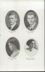 Page 13, 1915 Edition, Tomah High School - Hamot Yearbook (Tomah, WI) online yearbook collection