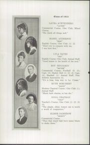 Page 16, 1915 Edition, Tomah High School - Hamot Yearbook (Tomah, WI) online yearbook collection