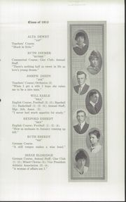 Page 17, 1915 Edition, Tomah High School - Hamot Yearbook (Tomah, WI) online yearbook collection