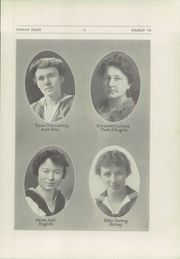 Page 11, 1918 Edition, Tomah High School - Hamot Yearbook (Tomah, WI) online yearbook collection