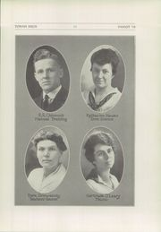 Page 13, 1918 Edition, Tomah High School - Hamot Yearbook (Tomah, WI) online yearbook collection