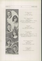 Page 16, 1918 Edition, Tomah High School - Hamot Yearbook (Tomah, WI) online yearbook collection