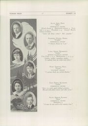 Page 17, 1918 Edition, Tomah High School - Hamot Yearbook (Tomah, WI) online yearbook collection