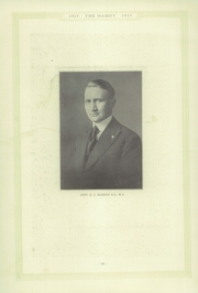 Page 16, 1925 Edition, Tomah High School - Hamot Yearbook (Tomah, WI) online yearbook collection